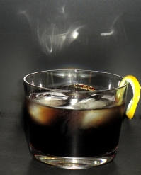Brave Bull Cocktail