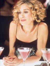 Carrie Bradshaw cosmo