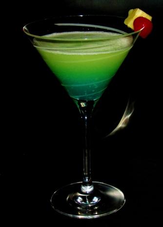 Envy Martini