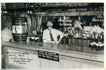 ghost town bar