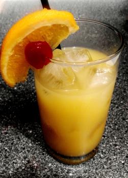 Harvey Wallbanger Cocktail