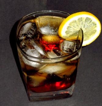 Sarsaparilla Assassin Drink