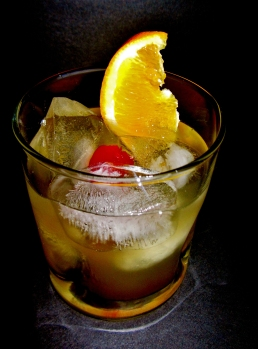 Spiced Sour Cocktail