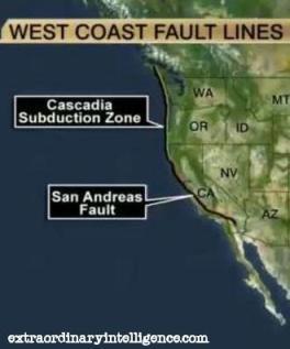 West Coast Paralyzer Sip Advisor - West coast fault lines