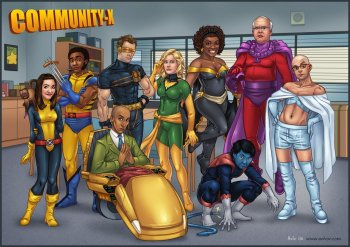 Community Superheros