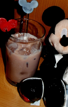 Hidden Mickey Drink Recipe