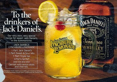 JD Lynchburg Lemonade
