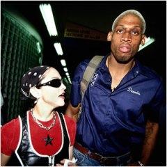 Madonna & Rodman