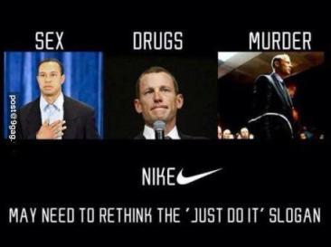 Nike Slogan