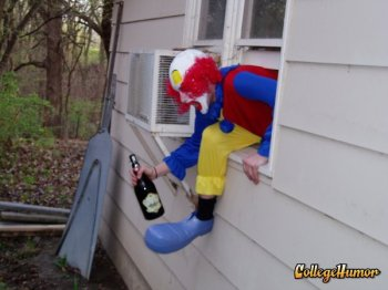 Stealing Booze