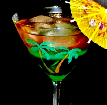 Pretty Vegas Drink Recipe