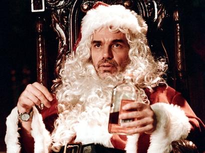 Bad Santa Drunk