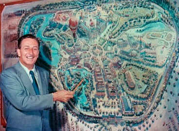 Disneyland & Walt