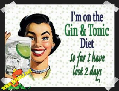 Gin & Tonic Diet