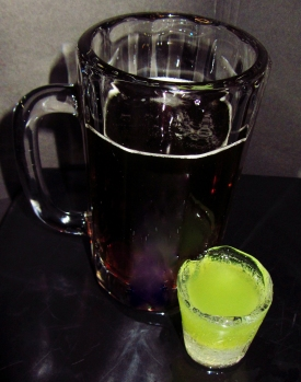 Sepultura Absinthe Beer Drink Recipe