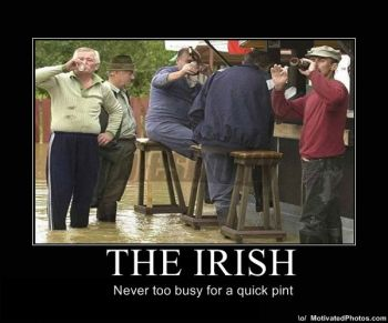 Irish Flood Drinking