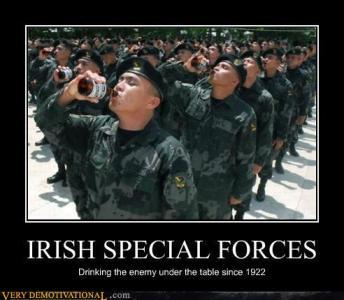 Irish Special Forces