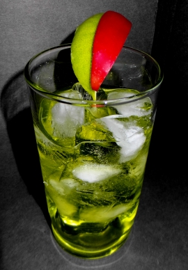 Lush Cocktail