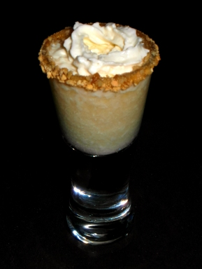 Key Lime Pie Shot