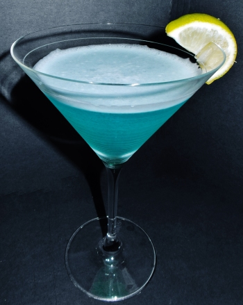 Babbling Brook Cocktail Martini