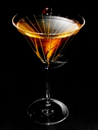 Goldfinger Martini