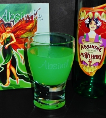 Absinthe Green Fairy