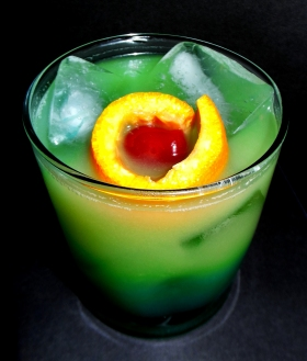 Lady Luck Drink Recipe