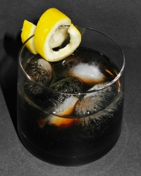 Black Magic Cocktail