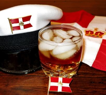 Captain Aaron Cocktail
