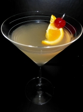 Moon River Cocktail Martini