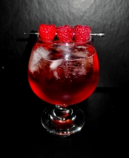 Highland Berry Cocktail