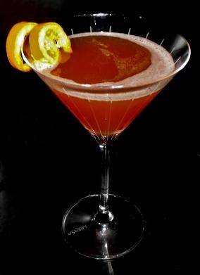 Income Tax Martini