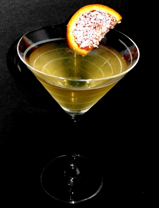 Toucan Martini Cocktail