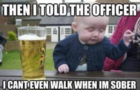 Baby Drunk