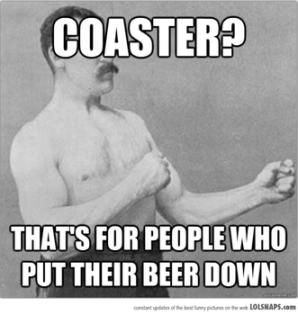 Coaster Beer