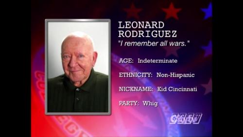 Leonard Rodriguez