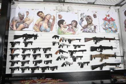 guns-and-ammo-garage