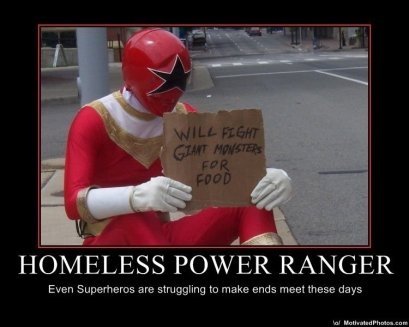 homeless ranger