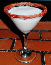 Peanut Butter and Jelly Martini