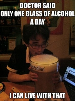 One Glass