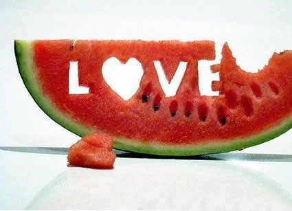 watermelon-love