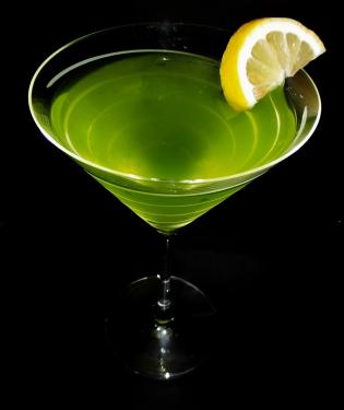 Asian Mist Martini