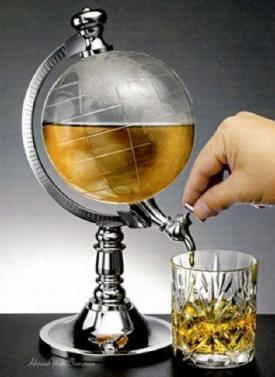 liquor globe