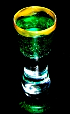 Alien Piss Shot
