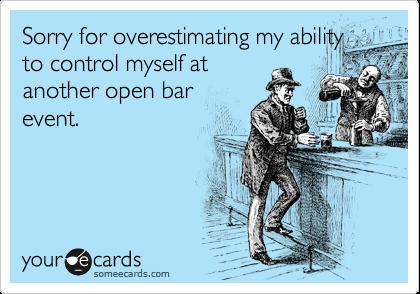 open bar control
