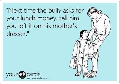 bully-comeback