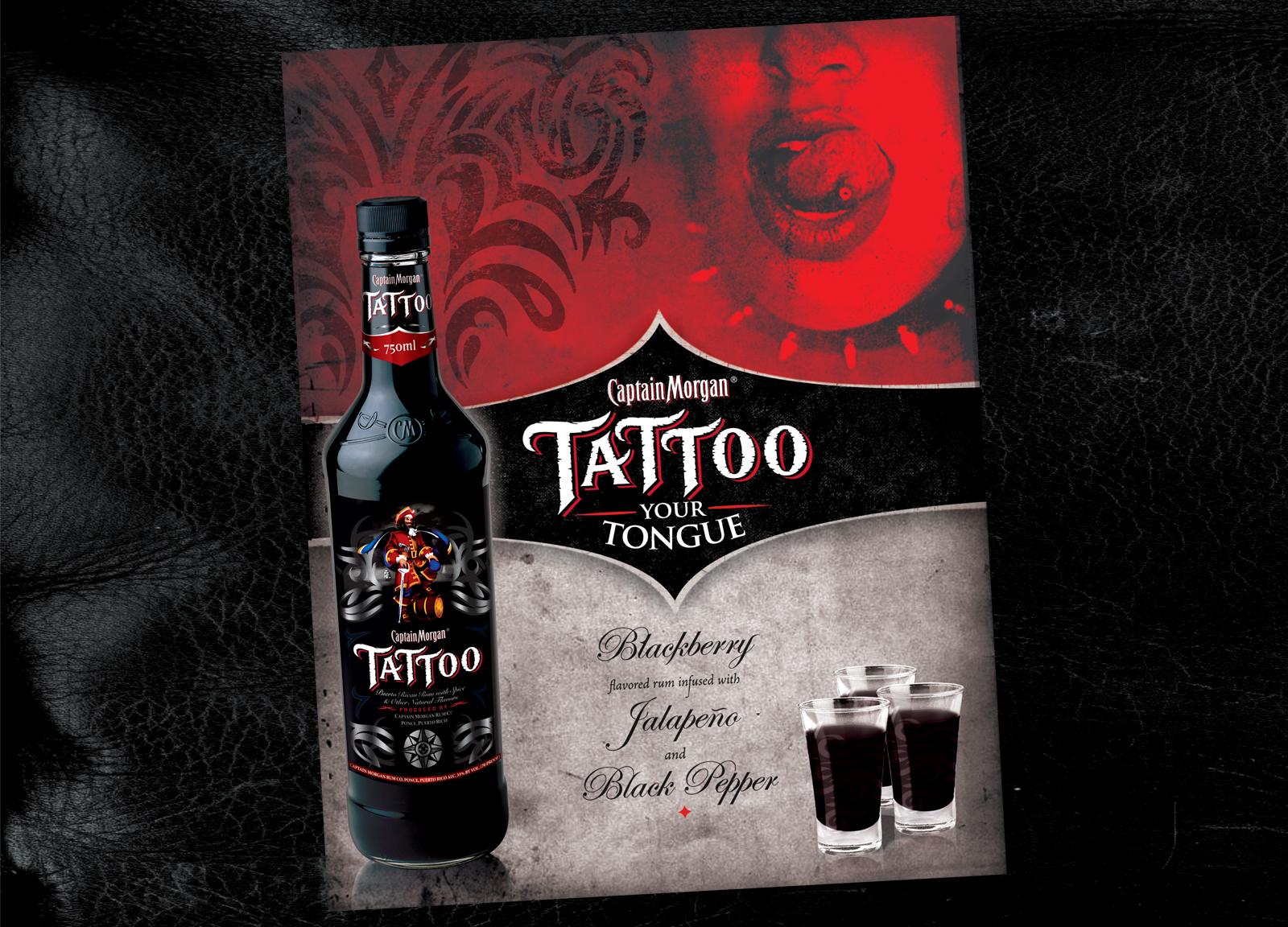 Captain Morgan Tattoo Sip Advisor
