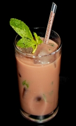 Chocolate Milk Mojito