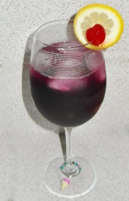 Lolita Wine Cocktail