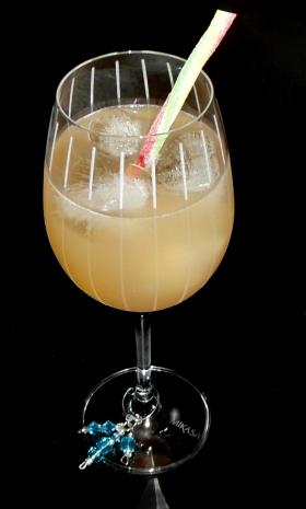 Sour Sex Wine Cocktail